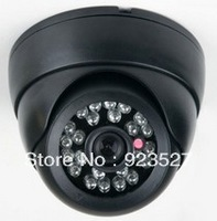 1/3 Color Sony CCD 600TVL  Super Mini Plastic Dome Camera