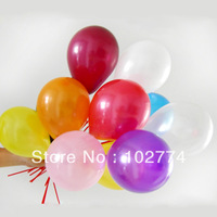 Round 5 inch latex balloons  pearlescent shade Birthday Surprise Party Wedding Decoration version Korea pearl balloons