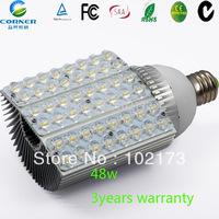 AC85-265V outdoor Use,Corn Bulbs E27 LED  Lamps  Warm White Energy saving
