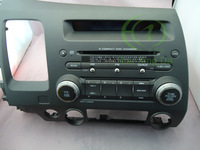 Accessory 39100-SNA-P640-M1 6-COMPACT DISC CD CHANGER MN826EA FOR CIVCI CAR radio MP3 WMA AM/FM AUX tuner