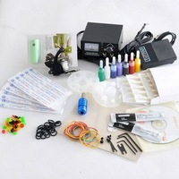 120 professional stand-alone set tattoo machine set tattoo equipment practical type 1a-1 kit