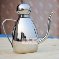 304 stainless steel quality oiler leak-proof oil pot kitchen supplies kitchen utensils oil bottle