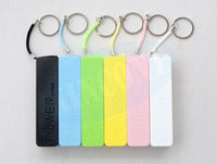 free logo 10pcs/lot 2600MAH power banks for mobile phone with Perfume