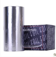 FREE SHIPPING 300cm x 10cm aluminum foil for nail remover UV gel wraps for wholesale & Retails ITEM