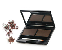 Two-color eyebrow multifunctional powder ,make-up tools,