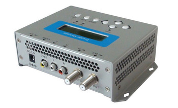 Mini MPEG-2 SD digital TV Encoding Modulator_1*CVBS input_RF(DVB-C/DVB-T/ISDB-T/ATSC-T/DTMB) output