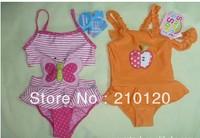New Fashion  lovely Girl swimwear ,Girl swimsuit . lovely 20pcs /lot