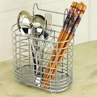 Thermos water basket tableware storage rack kitchen rack chopsticks tube wankuai storage