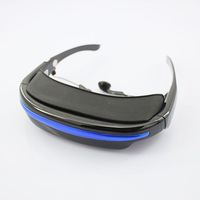 52 inch 4G Wich Screen Virtual Private Theater Video Glasses Eyewear 3D Stereo
