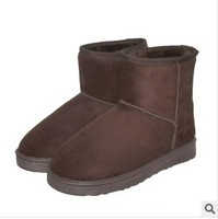 free shipping Hot new Winter warm boots ladies shoes fashion women's boots suede slip resistant surface boot for women e5