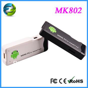 Android tv box MK802 Allwinner A10 1G RAM 4G ROM MINI PC