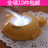 Creative night light gustless led battery pat lights bed-lighting 4615