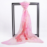 2013 autumn and winter mulberry silk crepon women's elegant scarf silk scarf