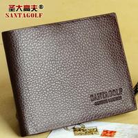 Discover gough 2013 horizontal male wallet fashion male short design wallet ts002