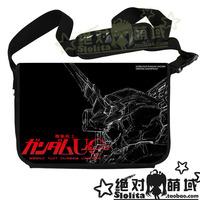 Mobile Suit Gundam UC Series Unicorn Messenger Bag Casual Shoulder Bag Laptop Bag School Bag Free Shipping