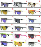 Wholesale 10PCS Mens Flynn Eyeglasses Retro Eyeglasses CYCLING ken block Sunglasses 19color can choose no box