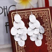 Wholesale! 925 Sterling silver earring. high quality silver fashion jewelry. 925 silver fine zircon for women earrings E410