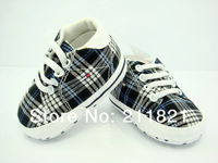 SanFu HOT, OR036 2013 NWT baby boy first walkers shoes GRAY  canvas and home shoes size 2,3,4 free shipping toddler shoes