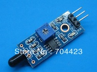 Flame sensor module infrared receiver module flame module with gratis dupont line