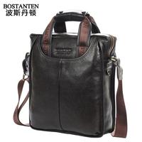 Genuine leather man bag first layer of cowhide men business casual bag male shoulder bag men messenger bags backpack men handbag