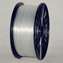 3D Printer PLA Filament  3.00mm 1kg(2.2lb) Makerbot/Reprap/Mendel/UP,3d printer consumables ,transparent  white