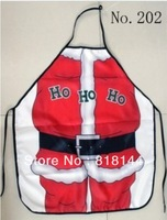 Free Shipping 2013 New Style  Party Product Funny  Santa Claus Sexy Apron Best Gift To Your Friiend