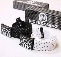 10pcs/lot Fashion Canvas Belt multicolor CG Belt polka Dot Belt strap Charming Polka Dot Belt High Quality For Women Men Hip-Top