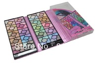 Free Shipping 2013 New Product 100 Color  rose Eyeshadow Palette evening party Makeup Eye Shadow