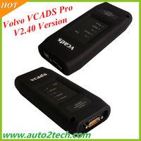 DHL Free! VCADS for Truck V2.40 Volvo Truck Diagnostic Tool Volvo VCADS Pro 2.40 Version high quality Volvo VCADS V2.40