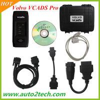 2013 hot Volvo Truck Diagnostic Tool Volvo VCADS Pro 2.40 Version high quality Volvo VCADS V2.40 free shipping