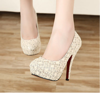 2013 new fashion red bottom platform high heels women pumps for women and woman summer ladies shoes #Y8399T