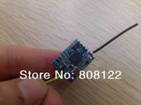 video 2.4G video wireless receiver module size 24.5x18.5x2.5mm 2.4Ghz  wireless video receiver