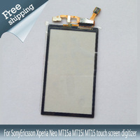 For SonyEricsson Xperia Neo MT15a MT15i MT15 touch screen digitizer 100% Gurantee Free shipping