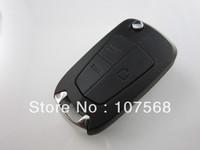 Vauxhall Opel Astra Vectra Zafira 3 Button CONVERSION Flip Remote Key Fob Case