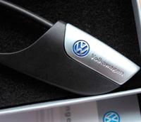 Luxury Key Chain Key Ring Trinket For Volkswagen Polo,Passat,Tiguan,Golf,Jetta,Touareg,R-Line,CC