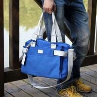 Casual bag man bag shoulder bag canvas bag Men messenger cross-body bag student bag school bag backpack