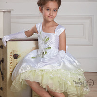 Casual summer children's vest dress female child princess dress cake dress girl's one-piece dresses for party wedding evening