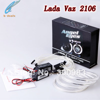 Lada Vaz 2106  ccfl angel eyes free shipping
