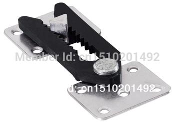 Popular Design Plating Iron and Plastic Furniture Hardware / Furniture Connector HF005