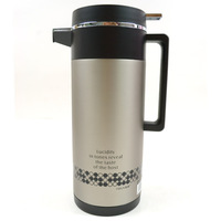 Stainless steel thermos glass pot liner insulation thermos bottle thermos bottle 1.9