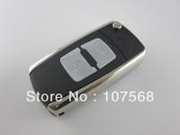 Folding Key Remote for Hyundai Elantra Santa Fe By Free Shipping  Car Key Shell Case