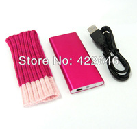 10pcs/lot 1100mAH rechargable hand warmer with 2 side heat 3 temperature heat  (B1148)