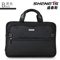 The Russian free mail shengtai 19 inches and 22 inches black laptop bag before buying, please read the size instructions