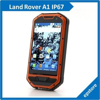 Land Nover A1 IP67 Android Smart Phone 4.0 Inch Touch Screen MTK6515 1Ghz GSM WiFi Bluetooth Dual SIM Camera Cell Phone