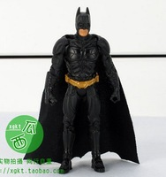 Free shipping 14cm Batman action figure toys decoration hero model best gilf for friend and children