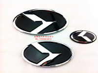 Refires KIA k exude 7 piece set the sign KIA emblem k5 emblem car sticker refires emblem