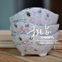 Japanese style tableware book ceramic dish sushi bowl 3