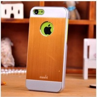 Rgbmix design genuine alumium  Case Back Cover for 5S  beautiful and fashion With Original Retail Package Free shipping