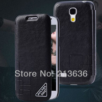High quality Luxury Retro Leather Case Cover for Samsung GALAXY S4 Mini i9190 with Stand New Arrival, Free Shipping!