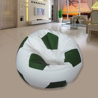Huge Football Design Sofa Chair Covers Diameter 92CM Oxford Bean Bags Removable And Washable Free Shipping Household Furniture